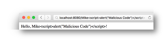 A Simple Explanation of Cross Site Scripting