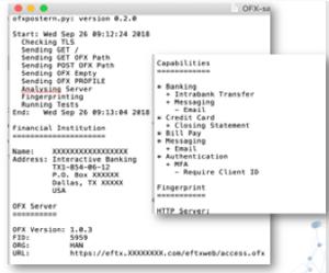 OFX-Server